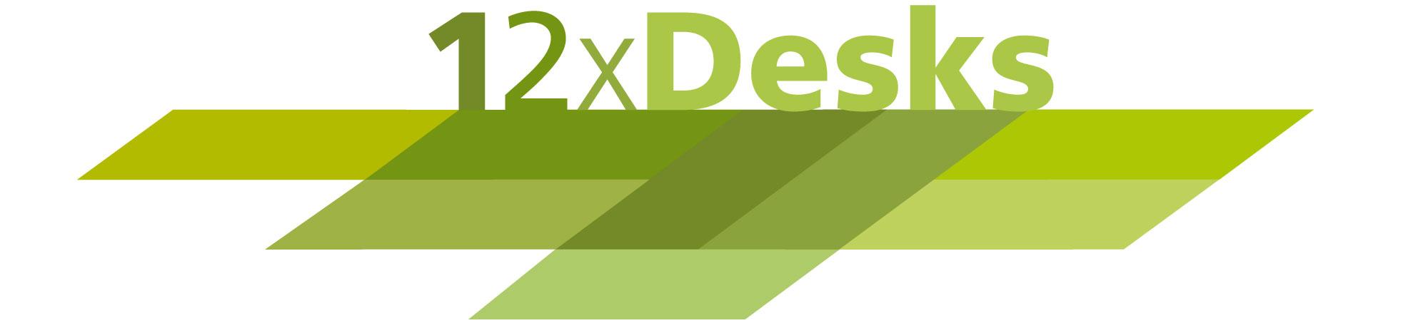 12xDesks